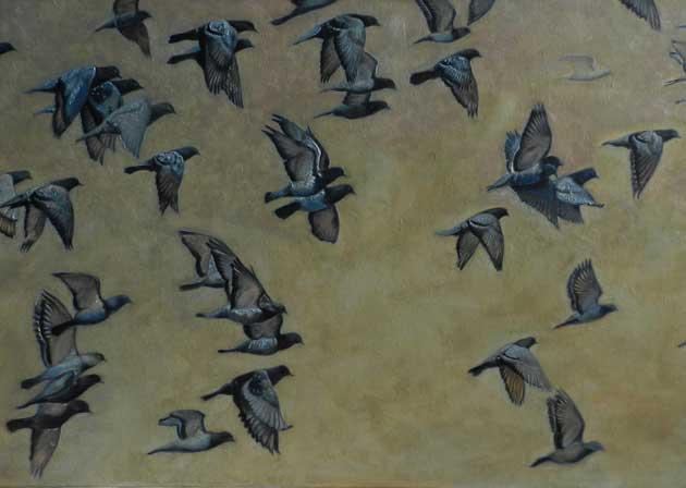 Chemarea păsărilor