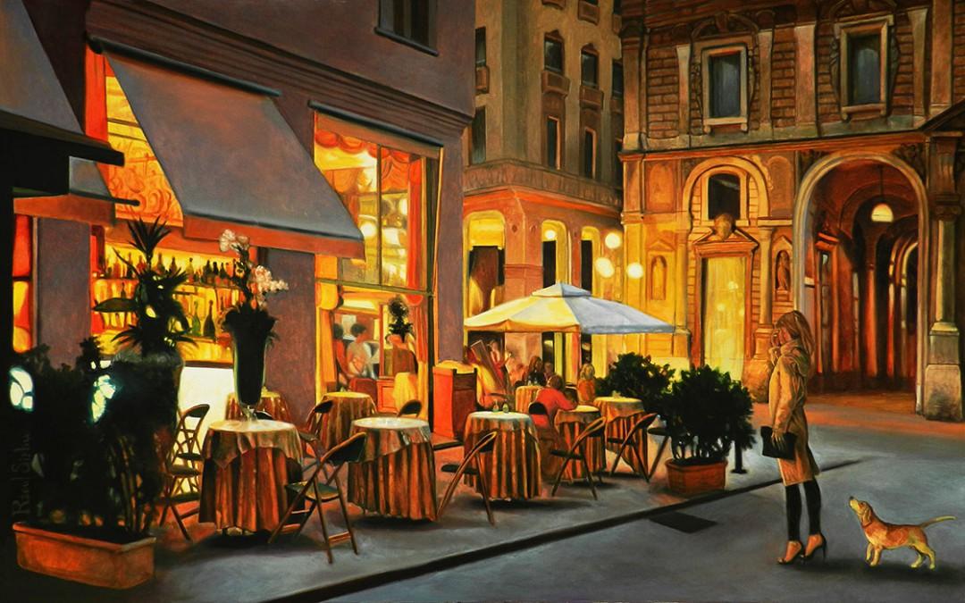 Despre străzile, localurile și fetele din zona San Ambrogio – Florența