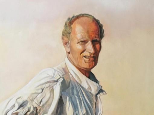 Portretul lui Tibor Elek