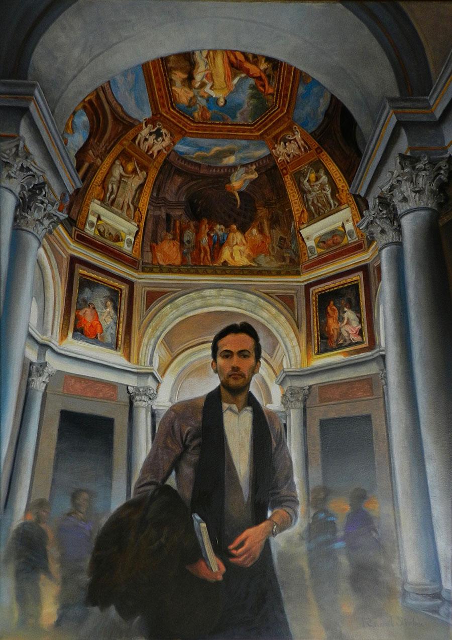 Roma | Ulei pe pânză | 50 x 70 cm | 2016 | 900 EURO